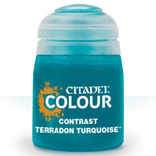 29-43 Contrast: Terradon Turquoise