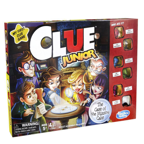 Clue Jr (2017)