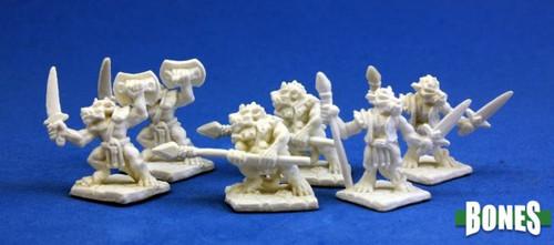 Image of Reaper's Kobolds miniatures