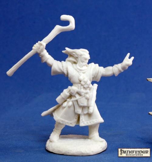 Image of Reaper's Ezren, Iconic Wizard mini