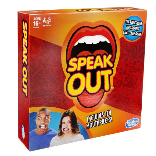 Speak Out (Sold Out)