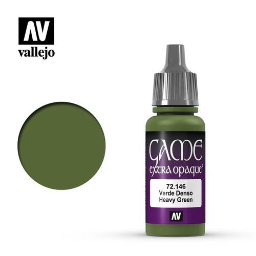 GC: Heavy Green - Extra Opaque