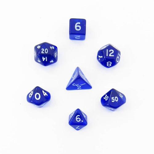 image of mini dice set