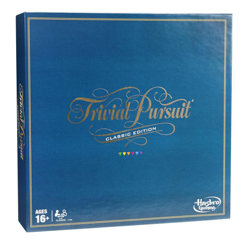 Trivial Pursuit (Sold Out)