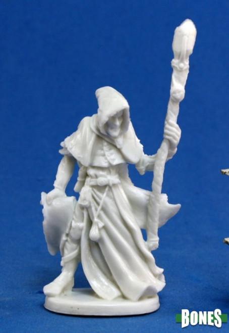 Image of Satheras, Male Warlock miniature