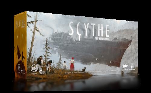 Scythe: The Wind Gambit box