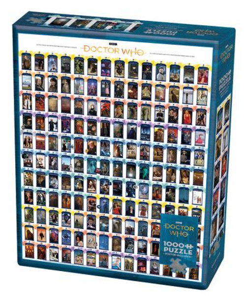 Doctor Who: Episode Guide 1000pc box