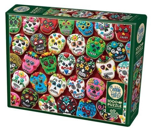 Sugar Skull Cookies 1000pc box