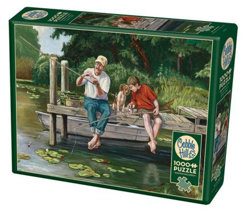 On the Dock 1000pc box