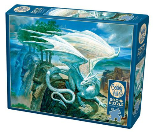 White Dragon 500pc box