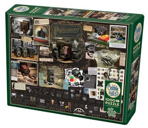 History of Photography 1000pc box