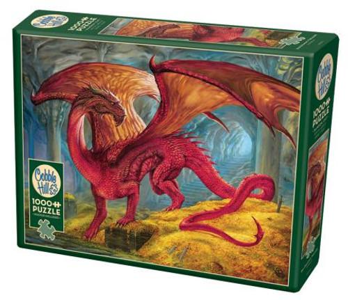 Red Dragon's Treasure 1000pc box