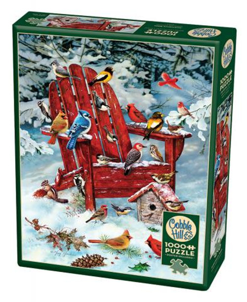 Adirondack Birds 1000pc box