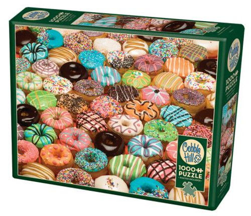 Doughnuts 1000pc box