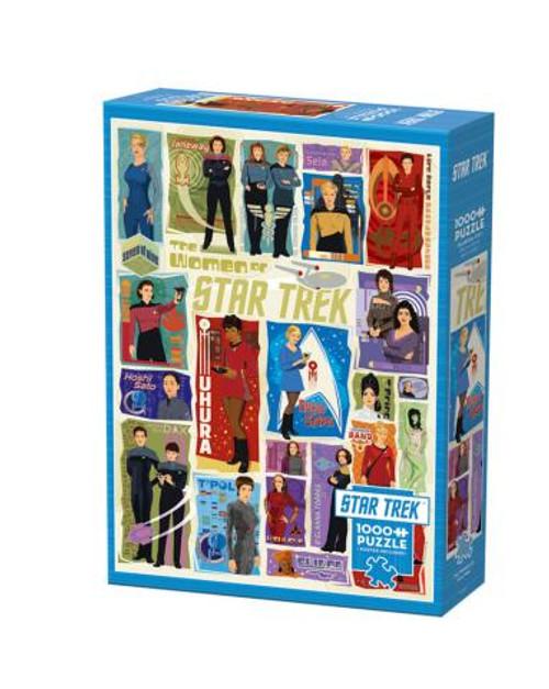 The Women of Star Trek 1000pc box