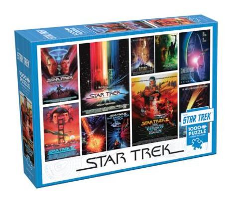 Star Trek: Films 1000pc box