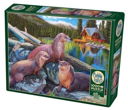 River Otters 1000pc box