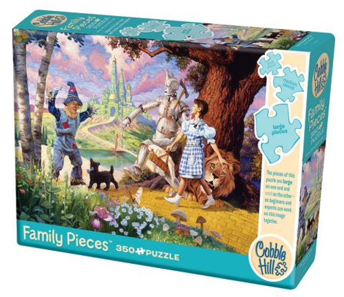 The Wizard of Oz 350pc Family box
