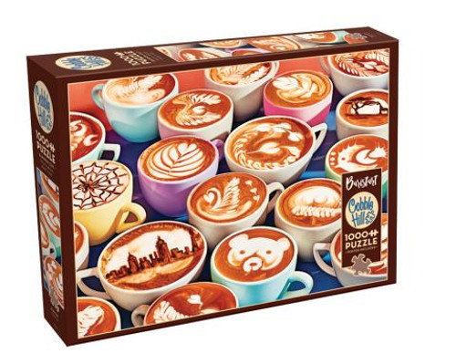 BaristArt 1000pc box