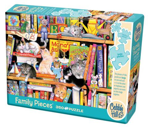 Storytime Kittens 350pc Family box