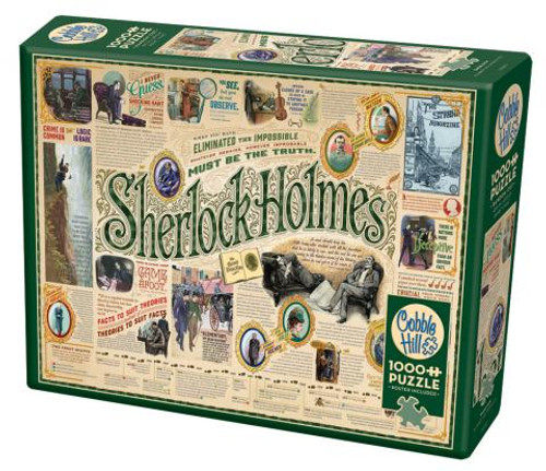 Sherlock 1000pc box