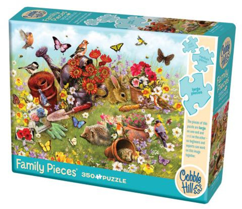 Garden Scene 350pc Family box