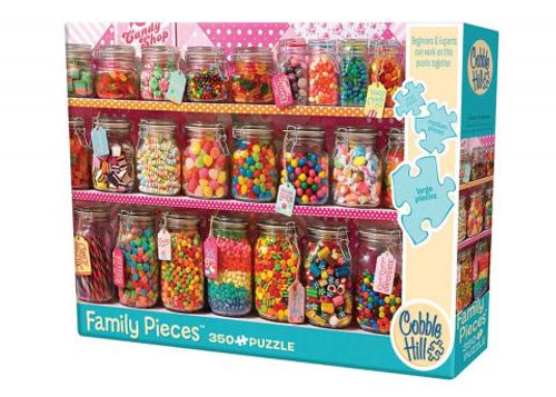 Candy Cottage 350pc Family box