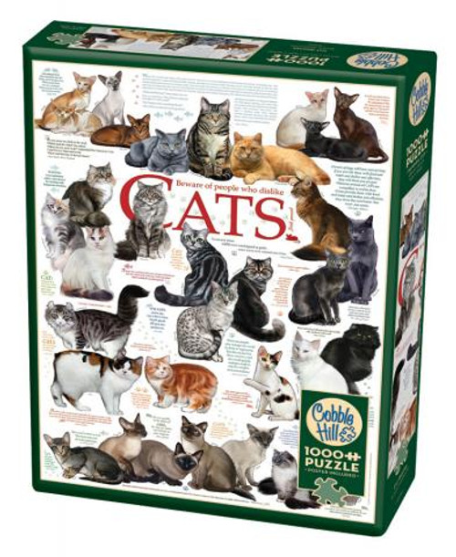 Cat Quotes 1000pc box