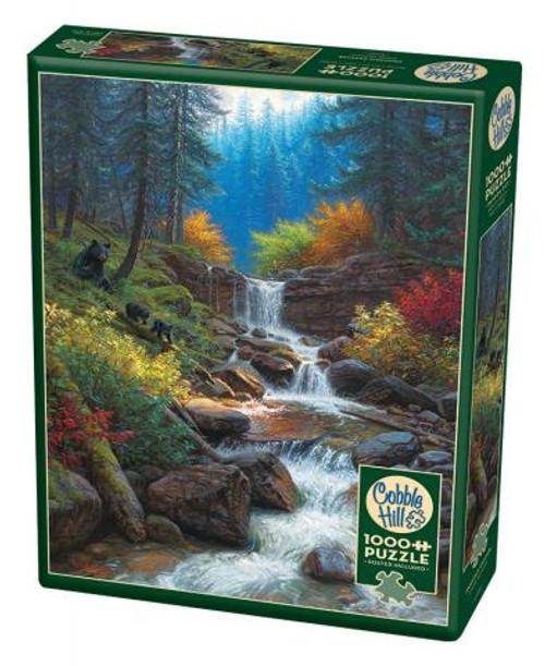 Mountain Cascade 1000pc box