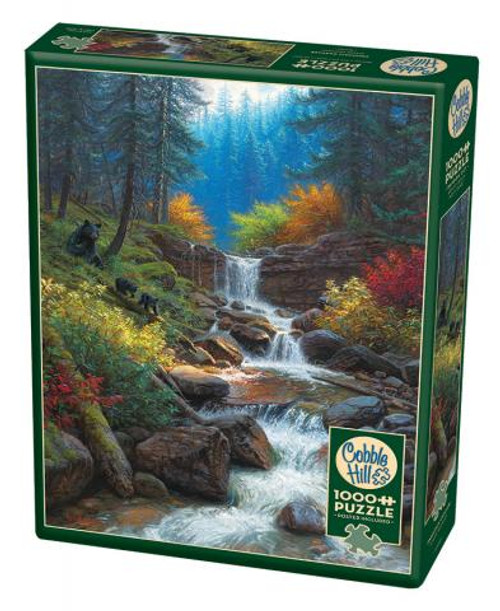 Mountain Cascade 1000pc box