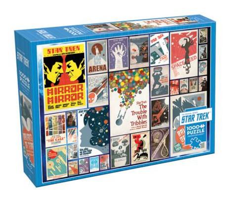 Star Trek: Classic Episodes 1000pc box