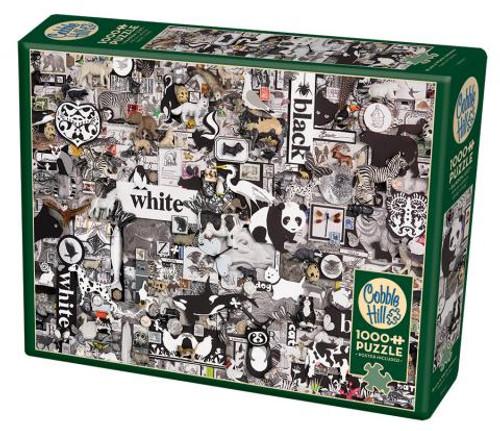 Black & White: Animals 1000pc box