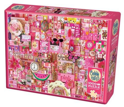 Pink ROYGBIV 1000pc box
