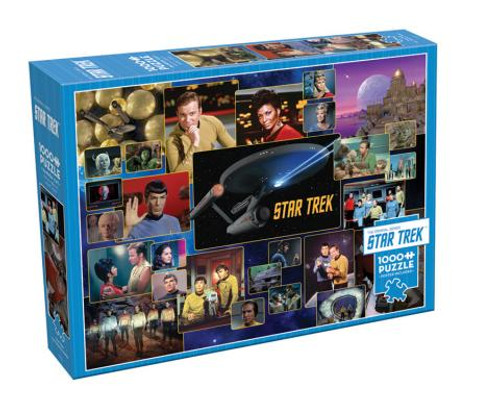 Star Trek: The Original Series 1000pc box