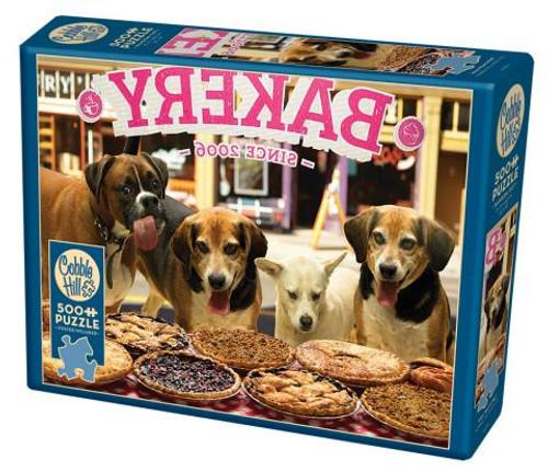 Who Wants Pie? 500pc box