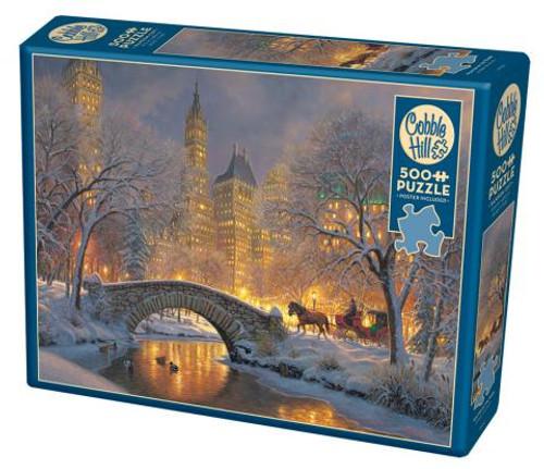 Winter in the Park 500pc box