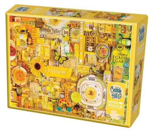 Yellow ROYGBIV 1000pc box