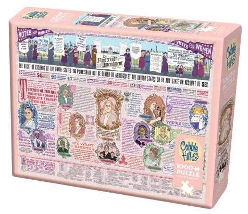 The Nineteenth Amendment 1000pc box
