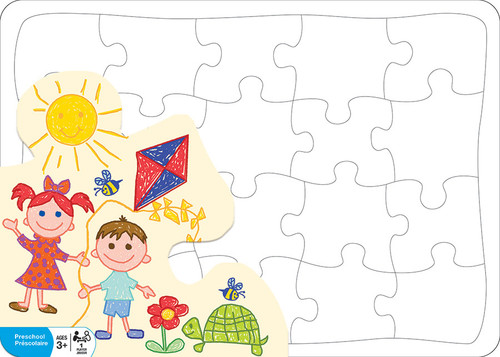 Create Your Own 10x14 Puzzle image