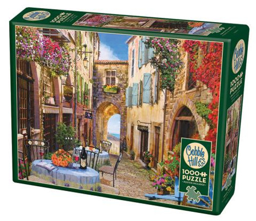 French Village 1000pc box
