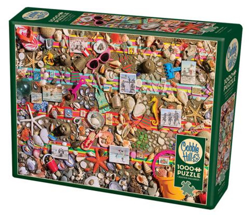 Beach Scene 1000pc box