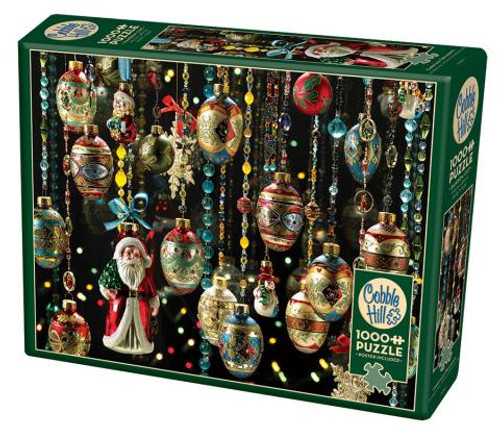 Christmas Ornaments 1000pc box