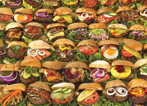 Burgers 1000pc image