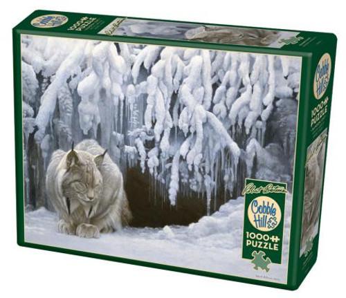 Dozing Lynx 1000pc box