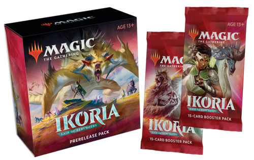 Prerelease Special, Ikoria—Magic the Gathering (Kit + Two Packs, In-Store Pickup Only)