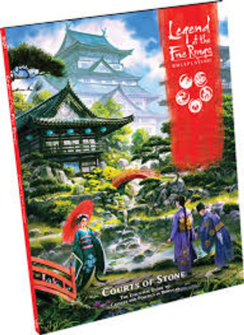 L5R RPG Courts of Stone