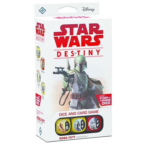 Star Wars Destiny: Boba Fett Destiny Starter