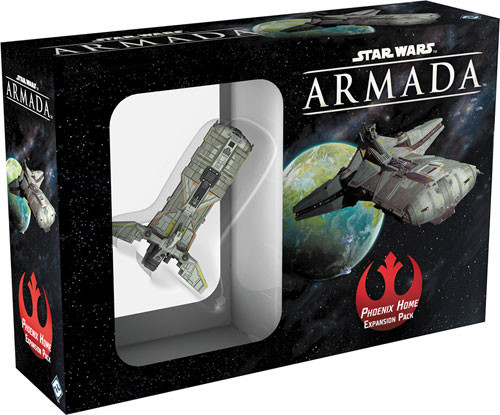 Star Wars Armada Phoenix Home