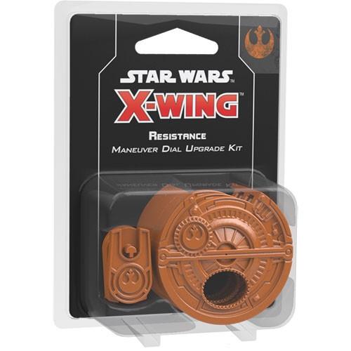 Star Wars X-Wing Resistance Maneuver Dial
