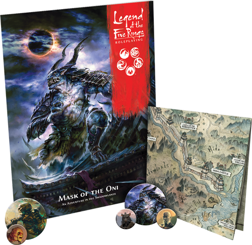 L5R RPG Mask of the Oni